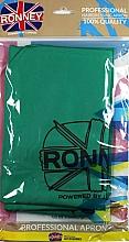 Profumi e cosmetici Grembiule, verde - Ronney Professional Hairdressing Apron Green