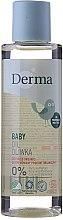 Profumi e cosmetici Olio da bagno per bambini - Derma Baby Bath Oil