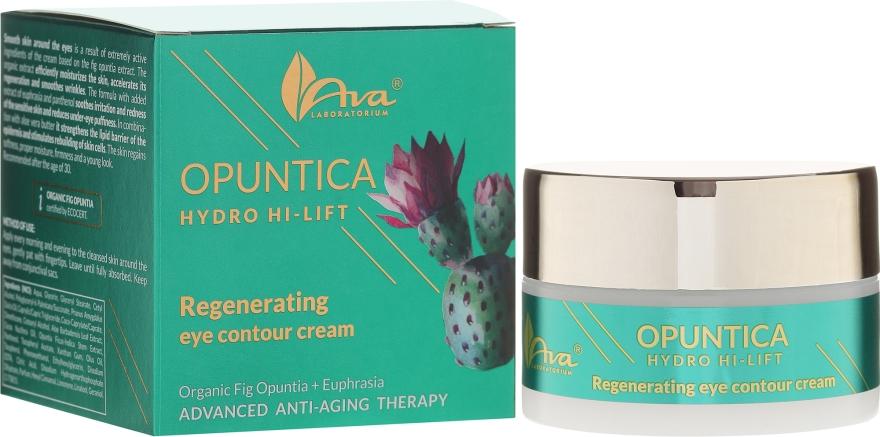 Crema contorno occhi - Ava Laboratorium Opuntica Hydro Hi–Lift Eye Contour Cream