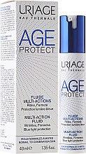 Profumi e cosmetici Emulsione antirughe per pelli normali e miste - Uriage Age Protect Multi-Action Fluid
