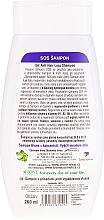 Shampoo anticaduta - Bione Cosmetics SOS Shampoo with Anti Hair Loss Ingredients — foto N2