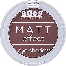 Ombretto opaco - Ados Matt Effect Eye Shadow — foto N11