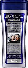 Profumi e cosmetici Shampoo per capelli grigi - Eugene Perma Biorene Argent Shampoo