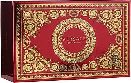 Profumi e cosmetici Versace Eros Flame - Set (edp/100ml + edp/10ml + pounch)