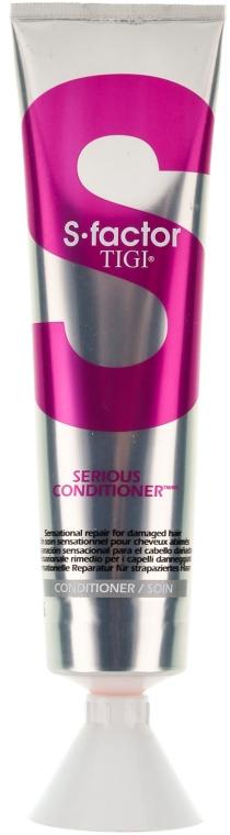 Condizionante rigenerante intensivo - Tigi Serious Conditioner