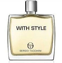 Profumi e cosmetici Sergio Tacchini With Style - Lozione dopobarba