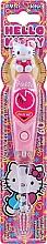 Profumi e cosmetici Spazzolino da denti, per bambini, con timer - VitalCare Hello Kitty