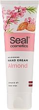 """Profumi e cosmetici Crema mani """"Mandorla"""" - Seal Cosmetics Almond Hand Cream"""
