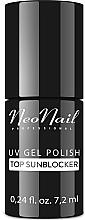 Profumi e cosmetici Top per smalto gel con protezione solare - NeoNail Professional Top Sunblocker