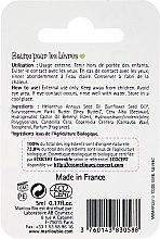 """Burrocacao """" Fragola"""" - Marilou Bio Certified Organic Lip Balm — foto N2"""