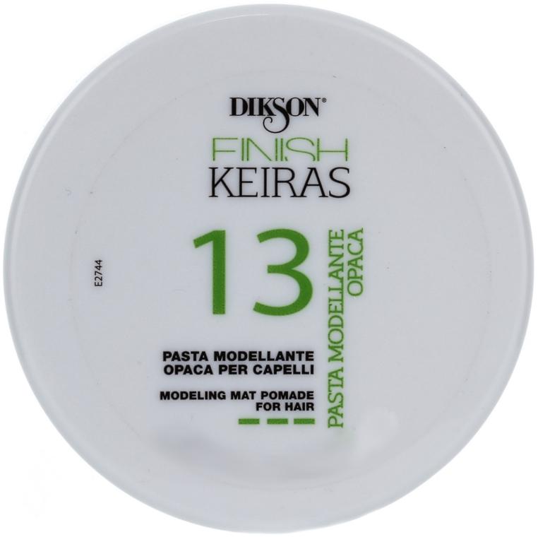Pasta modellante per capelli - Dikson Finish Keiras Pasta Modellante Opaca 13