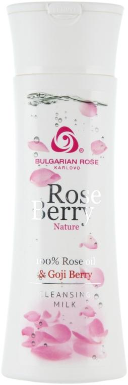Latte struccante viso con olio di rosa e bacche di goji - Bulgarian Rose Rose and Goji Berry Cleansing Milk — foto N1