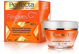 Profumi e cosmetici Crema viso - Perfecta Fenomen C 40+ Cream