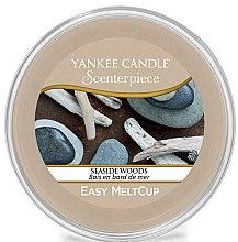 Profumi e cosmetici Cera aromatica - Yankee Candle Seaside Woods Melt Cup