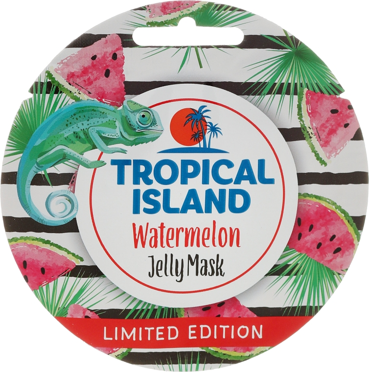 "Maschera viso ""Anguria"" - Marion Tropical Island Watermelon Jelly Mask"