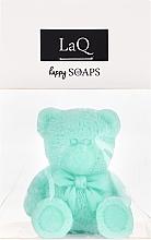 """Profumi e cosmetici Sapone naturale fatto a mano """"Orsetto"""" con aroma di kiwi - LaQ Happy Soaps Natural Soap"""