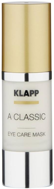 Maschera per le palpebre - Klapp A Classic Eye Care Mask — foto N1