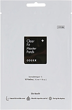 Profumi e cosmetici Patch anti acne - Cosrx Clear Fit Master Patch