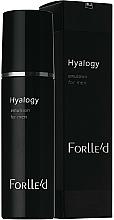 Profumi e cosmetici Emulsione, per uomo - ForLLe'd Hyalogy Emulsion For Men