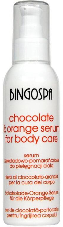 Siero corpo al cioccolato e arancia - BingoSpa — foto N1