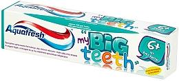 """Profumi e cosmetici Dentifricio """"I miei grandi denti"""" - Aquafresh Junior"""