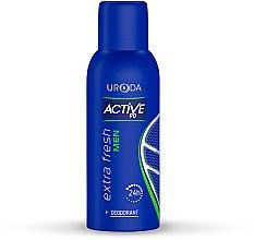 Profumi e cosmetici Deodorante-spray - Uroda Active 90 For Men