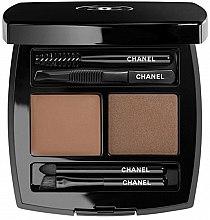 Profumi e cosmetici Set per il trucco delle sopracciglia - Chanel La Palette Sourcils