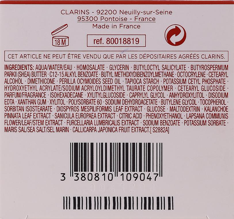 Crema idratante per la pelle normale e secca - Clarins Hydra-Essentiel Silky Cream SPF 15 Normal to Dry Skin — foto N2