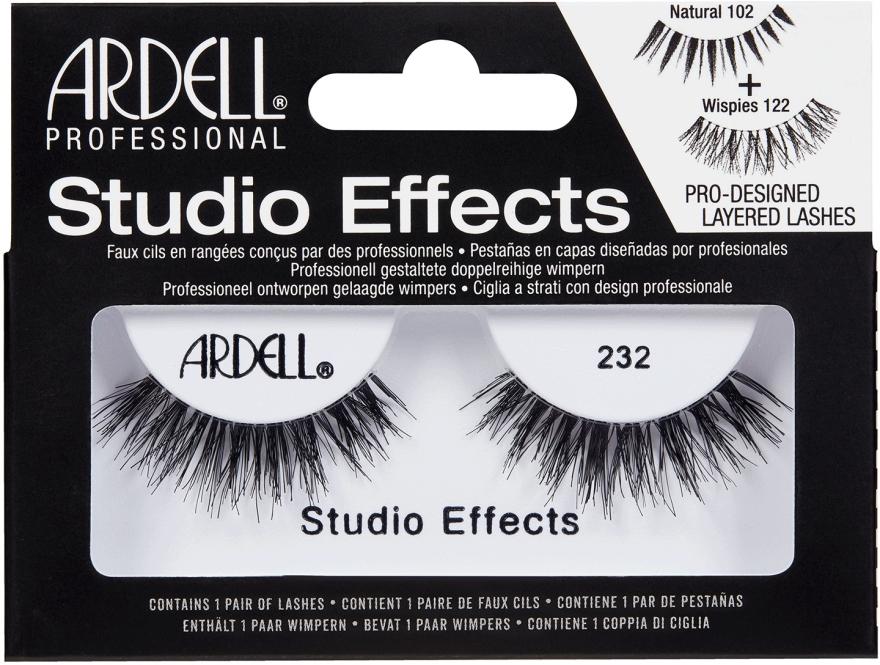Ciglia finte - Ardell Studio Effects 232 — foto N1