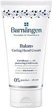Profumi e cosmetici Crema per mani secche - Barnangen Balans Caring Hand Cream