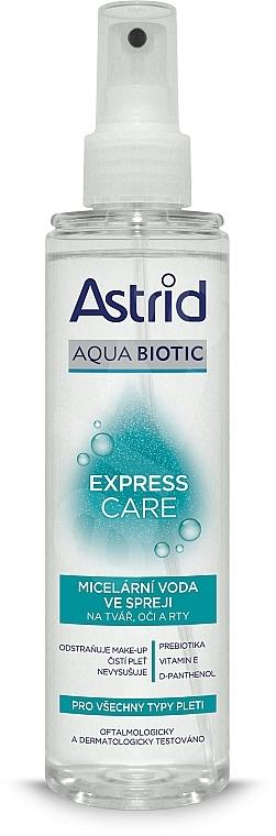 Acqua micellare - Astrid Aqua Biotic Express Care — foto N1