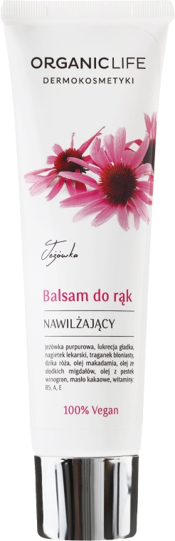 Balsamo mani idratante - Organic Life Dermocosmetics Hand Lotion — foto N1