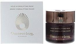 Profumi e cosmetici Maschera viso idro liftante dorata - Omorovicza Gold Hydralifting Mask
