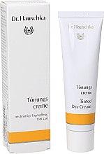 Profumi e cosmetici Crema tonificante da giorno - Dr. Hauschka Tinted Day Cream
