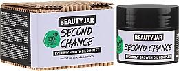 Profumi e cosmetici Complesso di olio per la crescita delle sopracciglia - Beauty Jar Second Chance Eyebrow Growth Oil Complex