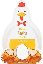 Profumi e cosmetici Maschera con estratto di tuorlo da notte - Dilly Delight Real Egging Pack