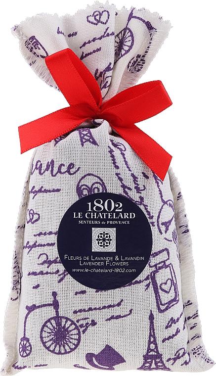 Sacchetto profumato alla lavanda - Le Chatelard 1802 Paris Lavander