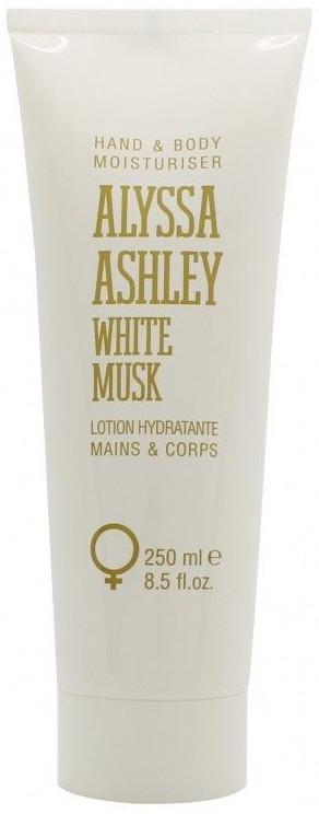 Alyssa Ashley White Musk - Lozione mani e corpo — foto N2