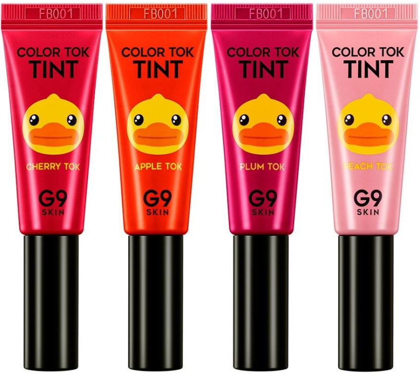 Tinta labbra - G9Skin Color Tok Tint
