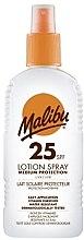 Profumi e cosmetici Spray solare corpo SPF 25 - Malibu Sun Lotion Spray Medium Protection Water Resistant SPF 25