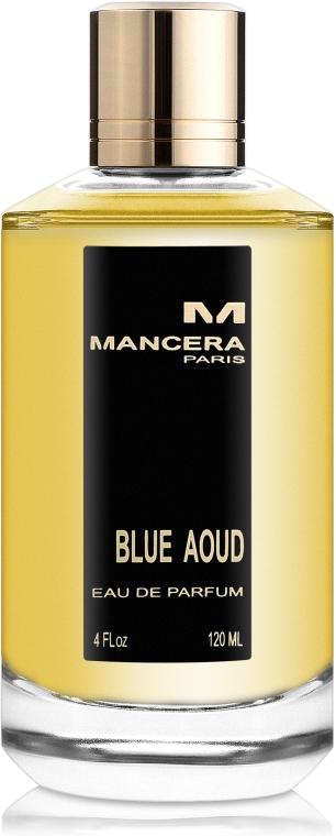 Mancera Blue Aoud - Eau de Parfum