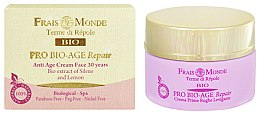 Profumi e cosmetici Crema giorno viso 30+ - Frais Monde Pro Bio-Age Repair Anti Age Face Cream 30 Years