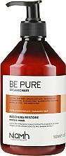 Profumi e cosmetici Maschera rigenerante per capelli danneggiati - Niamh Hairconcept Be Pure Restore Mask