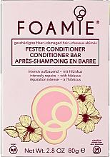 Profumi e cosmetici Balsamo per capelli solido - Foamie Hibiskiss Conditioner Bar