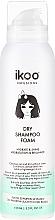 """Profumi e cosmetici Shampoo secco-mousse """"Idratante e brillante"""" - Ikoo Infusions Shampoo Foam Color Hydrate & Shine"""