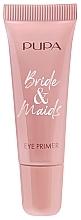 Profumi e cosmetici Primer occhi - Pupa Bride & Maids Eye Primer