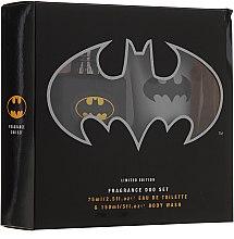 Profumi e cosmetici DC Comics Batman - Set (edt/75ml + sh/gel/150ml)