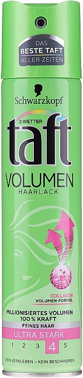"Lacca per capelli ""Potere del volume"" - Schwarzkopf Taft Volume Hairspray"