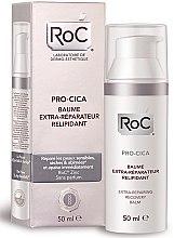 Profumi e cosmetici Balsamo rivitalizzante per la pelle secca - RoC Pro-Cica Extra-Repairing Recovery Balm