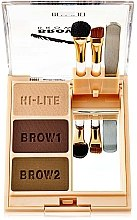 Profumi e cosmetici Set per sopracciglia - Milani Brow Fix Eye Brow Powder